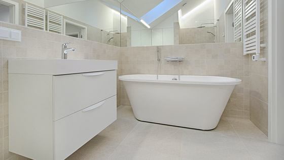 Bathroom Remodeling installed by Marietta Home Improvement